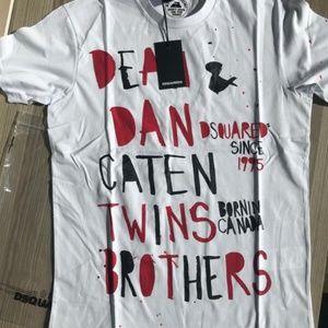 Dsquared Men's Casual Cotton Shirt